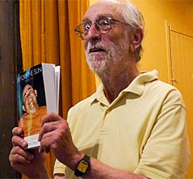 John Mann Book Reading